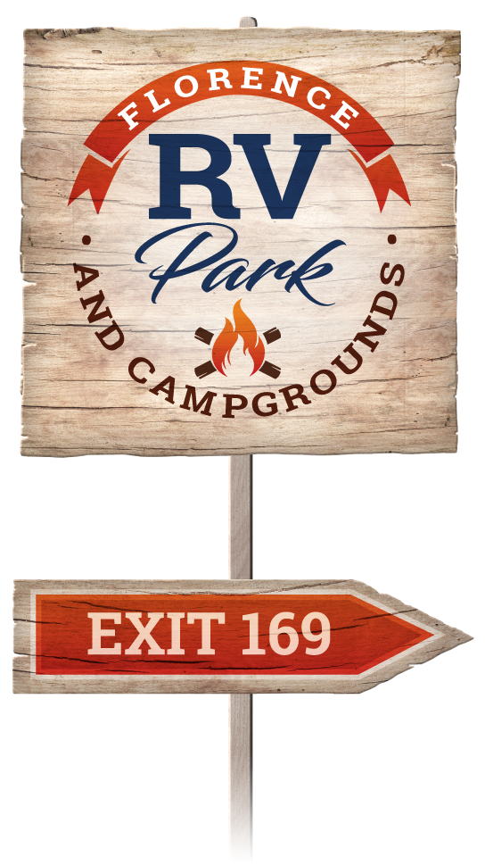 florence RV park sign